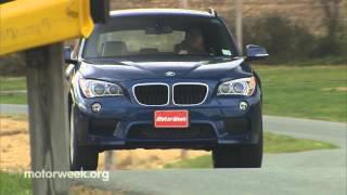 getlinkyoutube.com-Road Test: 2013 BMW X1