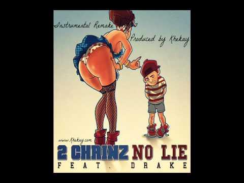 2 Chainz - No Lie (Feat. Drake) (Instrumental Remake Prod. By Khekay)