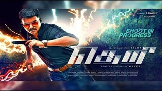 getlinkyoutube.com-Theri - Title & First Look Posters | People Reactions & Emotions | Ilayathalapathy Vijay