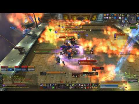 Source vs Warmaster 10man HC - Feral DPS PoV