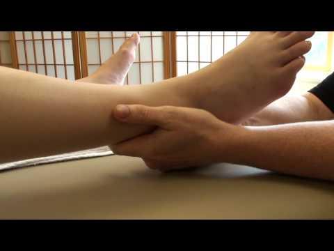 CNWSMT Exceptional Foot Massage