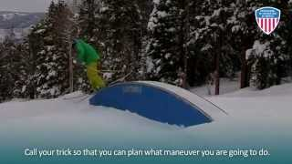getlinkyoutube.com-PSIA-AASI: How to Ski Rails and Boxes in the Park