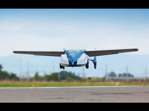 Aeromóvil 3.0: El primer coche volador es presentado de manera oficial