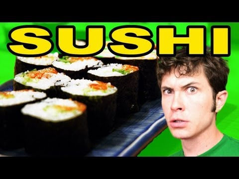ALL YOU CAN EAT SUSHI!