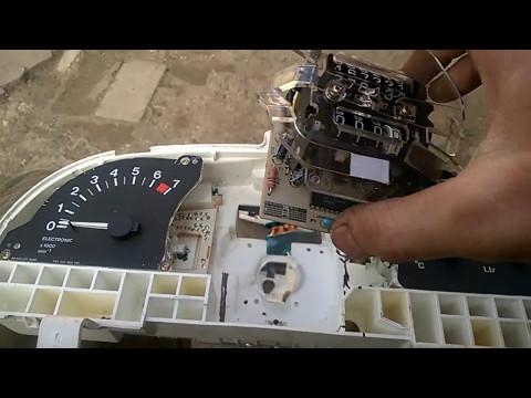 Электронный спидометр Opel Vectra A 1-я часть