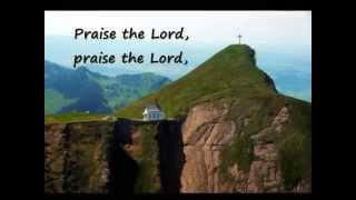Praise The Lord (To God Be The Glory) (Hymns with lyrics)