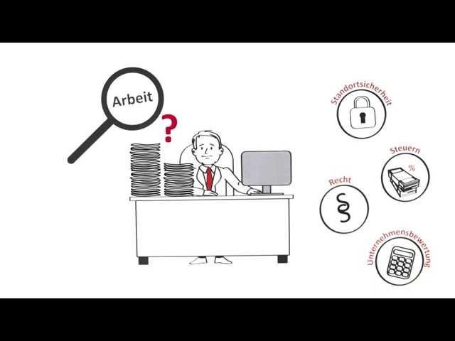 axanta AG - Unternehmensverkauf Video mit Firmen Bewertung