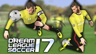 The New Rainbow Header!?! : Dream League Soccer 2017 [DLS 17 Android Gameplay]