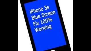 getlinkyoutube.com-iPhone 5s Blue Screen of Death Fix 100% Working