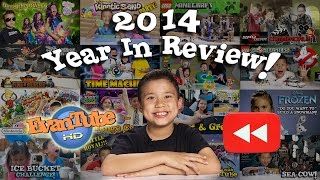 EvanTubeHD YouTube Rewind 2014