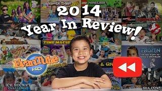 EvanTubeHD YouTube Rewind 2014