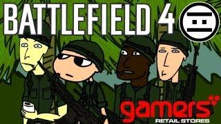 #NEGAS - Battlefield 4
