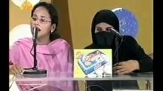 getlinkyoutube.com-2/3 Bazm e Tariq Aziz Bait Bazi Ahmady Non-Muslim Students 2/3
