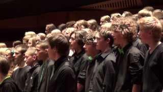 Voorjaarsconcert 2013 Parcival College - Negende klas (HD) multicam