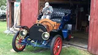 getlinkyoutube.com-1909 Cadillac First Drive First Start in 79 Years
