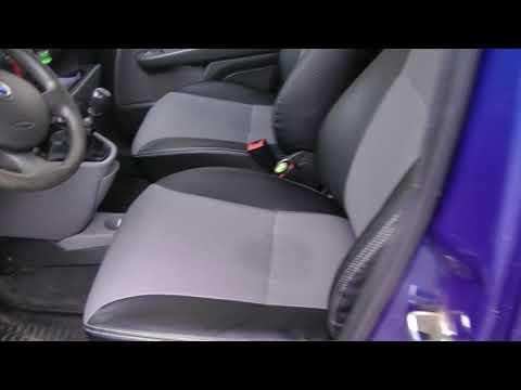 Авточехлы из экокожи для Фиат Добло I поколение 223