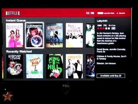 Netflix Instant Streaming Review