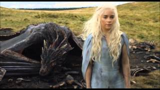 GOT 5x10: Mother's Mercy - Daenerys finds herself surrounded by Dothroki