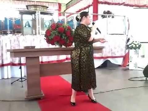 Adriana Melo em Alagoinhas