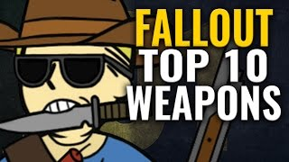 getlinkyoutube.com-Top 10 Weapons in Fallout 3