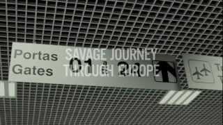 Stalley - Savage Journey Through Europe (Episode 2 Paris)