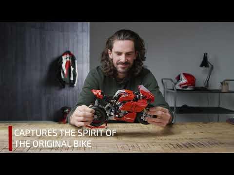 LEGO Technic Ducati Panigale - 42107