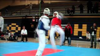 getlinkyoutube.com-My Nephew Kicks Butt in Taekwondo Tournament