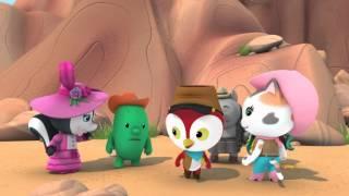 getlinkyoutube.com-Sheriff Callie's Wild West - Hike to Wish Mountain   Official Disney Junior Africa