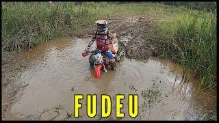 getlinkyoutube.com-Trilha de Moto Nos Brejos e Atoleiros Sem Fundo CRF 230