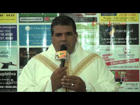 Cerco de Jericó 2015 - Resumo da Homilia - Pe Alexandro
