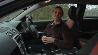 getlinkyoutube.com-Fifth Gear Web TV - Volvo C30 Road Test