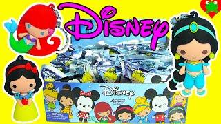 getlinkyoutube.com-Disney Figural Key Rings with Disney Princesses, Ariel, and Jasmine