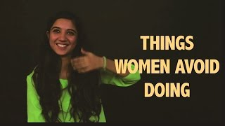 getlinkyoutube.com-Things Women Avoid Doing In Public - Old Delhi Films