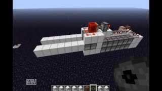 getlinkyoutube.com-【Minecraft】小型・高性能のTNTキャノンの作り方 ゆっくり解説