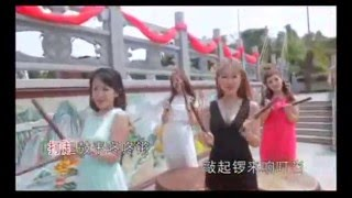 getlinkyoutube.com-M-Girls 四个女生 2016 - Re Re Nao Nao Jie Chai Shen