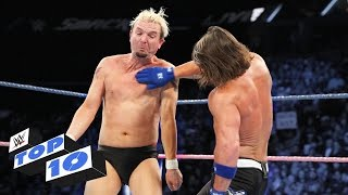 getlinkyoutube.com-Top 10 SmackDown LIVE moments: WWE Top 10, Oct. 18, 2016