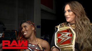Ember Moon shows love to NXT and is ready for Raw: Raw Exclusive, April 9, 2018