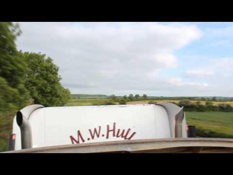 Freightliner detroit loud jake brake M W  Hull UK