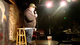 xxx Stand up Comedy xxx Vary Funny Kyle Butler-Hike width=