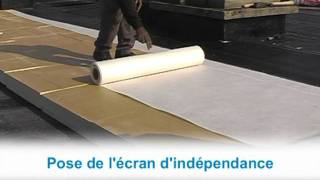 EFIGREEN DUO - Isolation thermique des Toitures terrasses