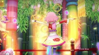 getlinkyoutube.com-(HD)Aikatsu! -Miyabi Fujiwara & Sakura kitaoji-[Light Pink Day Tripper]- Episode 121