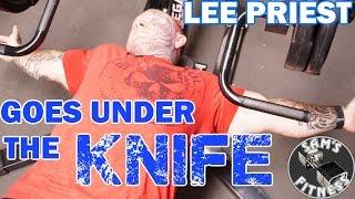 getlinkyoutube.com-LEE PRIEST Goes Under the Knife NECK SURGERY!