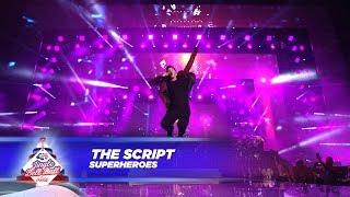 The Script   'Superheroes'   (Live At Capital's Jingle Bell Ball 2017)