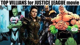 getlinkyoutube.com-TOP 3 VILLIANS for the JUSTICE LEAGUE movie (other than Darkseid)