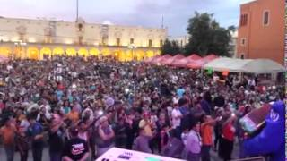 nacho galindo ex primavera en vivo en Durango