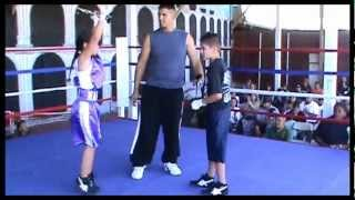 getlinkyoutube.com-*MUST SEE* 8 yr. Old Little Girl Fights Boy & Makes Him Cry. ....