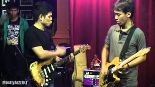getlinkyoutube.com-Baim & Eross Candra - Crossroads @ Mostly Jazz 26/03/13 [HD]