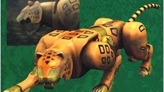 getlinkyoutube.com-Zords and Megazords of Power Ranger Wild Force.
