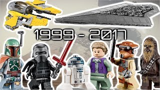 getlinkyoutube.com-LEGO Star Wars / 1999-2017