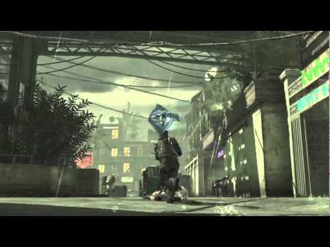 Call of Duty Modern Warfare 3 - First Multiplayer Gameplay- World Premiere